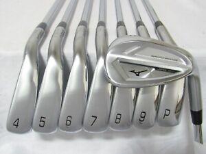 Used RH Mizuno JPX 921 Iron Set 4-P,G Stiff Flex Steel Shafts