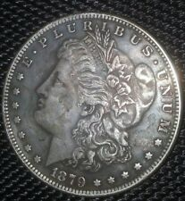 1879 CC MORGAN DOLLAR USA OLD RARE