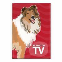 Pop Doggie As Seen on TV Collie Fridge Magnet