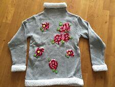 Pull en laine GOKANKOBO pour les 3 Suisses 12 ans très bon état