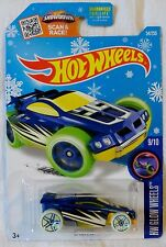 Spectyte 2016 Hot Wheels Hw Glow Wheels *Snow Flake Card* Ships World Wide