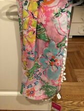 Lilly Pulitzer for Target Bnwt- Women's Nosey Posie Scarf