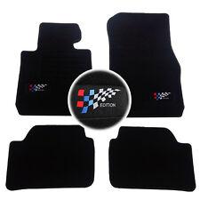 4 TAPIS SOL BMW SERIE 1 F21 118d 120d 114d MOQUETTE LOGO EDITION M SPECIFIQUE