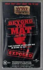 WWF: Beyond The Mat  - VHS -  2000