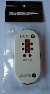 Gray Nicolls Cricket Umpire Counter