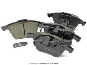 AUDI A4 A6 QUATTRO (2005-2011) Brake Pad Set FRONT AKEBONO EURO + WARRANTY