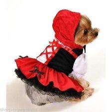 Robe rouge pour chien