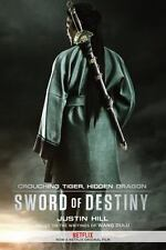 Crouching Tiger, Hidden Dragon: Sword of Destiny Hill, Justin VeryGood