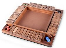 4 Player Shut The Box Game by RNK Gaming