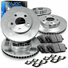 Fits 1998 98 1999 99 2000 00 2001 01 VW Passat 2WD Models Max Brakes Rear Premium Slotted Drilled Rotors Performance Brake Rotors SY020232