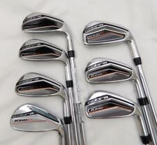 King Cobra F7 Iron set 5-GW Steel Stiff irons F 7 5-PW&GW 2017