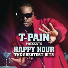 T-Pain Presents Happy Hour: The Greatest Hits - T-Pain (2014, CD NIEUW)
