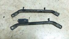 86 Yamaha FZX700 FZX 700 Fazer rear back fender mount bars brackets right left