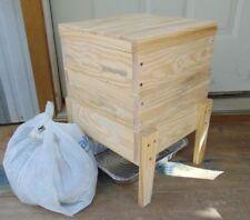 3 Tray - Wood Worm Bin