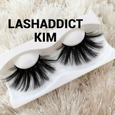 TOP DEAL 💕 Real Siberian 25mm MINK Lashes Long Thick Dramatic EyeLashes USA