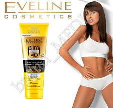 EVELINE Slim 4D  Concentrated Anti cellulite Serum  MESOTHERAPY &ULTRASOUND