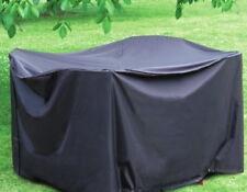 Schutzhülle Gartenmöbel  420D Oxford Gewebe Abdeckung Abdeckhaube Abdeckplane