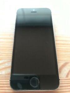 Téléphone portable iPhone 5 S noir 16 Go