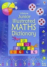 Junior Illustrated Maths Dictionary-Kirsteen Rogers, Tori Large