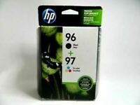 Genuine HP 96/97 ink cartridge combo for HP 5740 5940 6540 6520 Printer