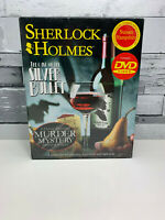 Sherlock Holmes The Case Of The Silver Bullet Murder Mystery Dinner Party Game