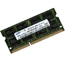 4gb Samsung ddr3 Notebook MEMORIA RAM 1066 MHz So-Dimm pc3-8500s 204 PIN