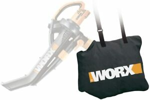 WORX WGBAG500 TriVac Leaf Collection Replacement Bag for WG500, WG505, WG509
