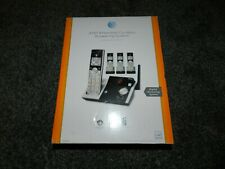 New in Box At&T Handset Cordless Answering System w/ Caller Id / Call Waiting