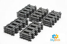 Lego Train Track Straight x 20 - 53401 for use with 10254 60051 60052 60098