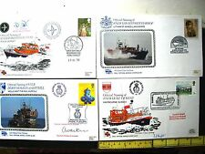 Ships, Boats British Stamp Covers