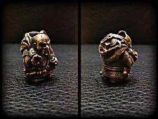 Varangian Lanyard Beads Bead Knife Solid Brass Paracord Bracelet Collectible