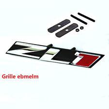1 OEM Grille ZL1 emblem badge Front Camaro Zl1 Chevrolet Genuine F Chrome Red