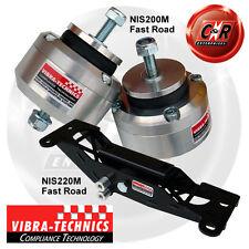 Fits 200SX S13/14/15, 5 speed gearbox Vibra Technics Full Road Kit