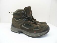 Vasque Men's Breeze III Mid GTX Hiking Boots Brown Olive/Bungee Cord Size 10M