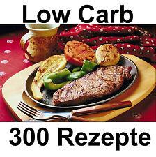 ❤️❤️❤️ 300 Leckere Low-Carb-Rezepte zum Nachkochen ❤️❤️❤️