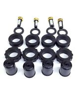FUEL INJECTOR REPAIR KIT O-RINGS FILTERS CAPS GROMMETS FITS MAZDA/KIA/FORD L4