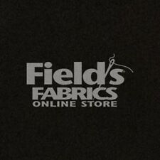 "Genuine Ultrasuede® LT Light 58"" Wide Fabric by the Yard #5553 Black Noir"