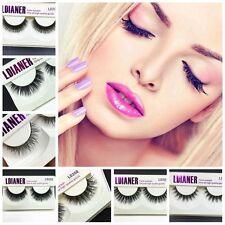 Eyelashes Real Mink Natural Thick False Fake Eye Lashes Makeup Extension CHI