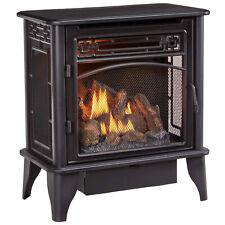 ProCom PCNSD25TA  Dual Fuel Ventless Gas Fireplace Stove, Vent Free - 23,000 BTU