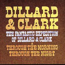 Fantastic Expedition/Through The Night - Doug Dillard & Gene Clark (CD, A&M)