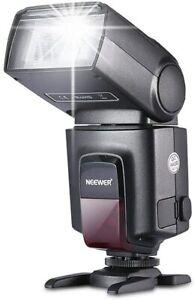 Neewer TT560 Kamera Blitz Speedlite für Canon Nikon Panasonic Olympus Pentax ...