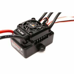 Dynamite # 4955 Fuze 130A Sensorless Brushless Waterproof ESC: 4WD SCT 1/8 MIB