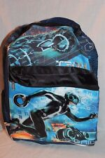 "NEW IN PACKAGE LEGACY TRON  16"" X 12"" DISNEY  LARGE BACKPACK"