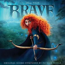 BRAVE: WALT DISNEY ORIGINAL FILM SOUNDTRACK CD PATRICK DOYLE / BIRDY / NEW