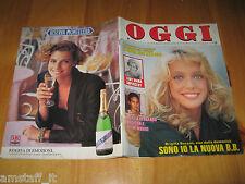 OGGI 1990/50=BRIGITTA BOCCOLI=JOVANOTTI=ISABELLA ROSSELLINI=GLORIA GUIDA=BARTALI