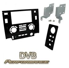 CT23LR03 Land Rover Defender 07 on Piano Black Double Din Car Stereo Facia