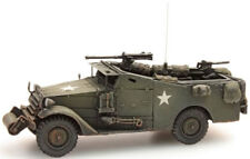 HO Roco Minitanks Patton's 3rd Army Scout Car #A224.387.114 Hand Painted