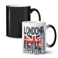 London NEW Colour Changing Tea Coffee Mug 11 oz | Wellcoda