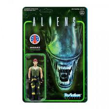 Official Aliens Super7 ReAction Figure Vasquez