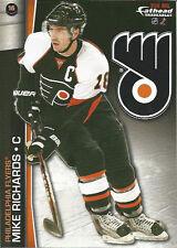 Mike Richards Philadelphia Flyers 16 Fathead Tradeable 2011 NHL Hockey